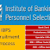 Complete IBPS year wise Calendar/Time Table 2017-18 Pdf on www.ibps.in