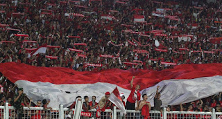 timnas indonesia , supprter indonesia