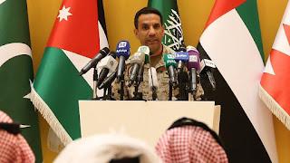 Allahu Akbar! Jubir Koalisi Saudi Nyatakan dalam 3 Bulan Terakhir Lebih dari 11 Ribu Milisi Syiah Houthi Tewas