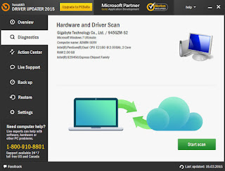 TweakBit Driver Updater 1.7.3.3 Full Crack