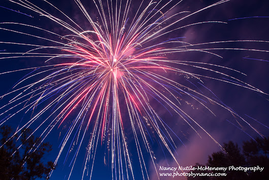A Behind the Scene's Look at a Fireworks Display