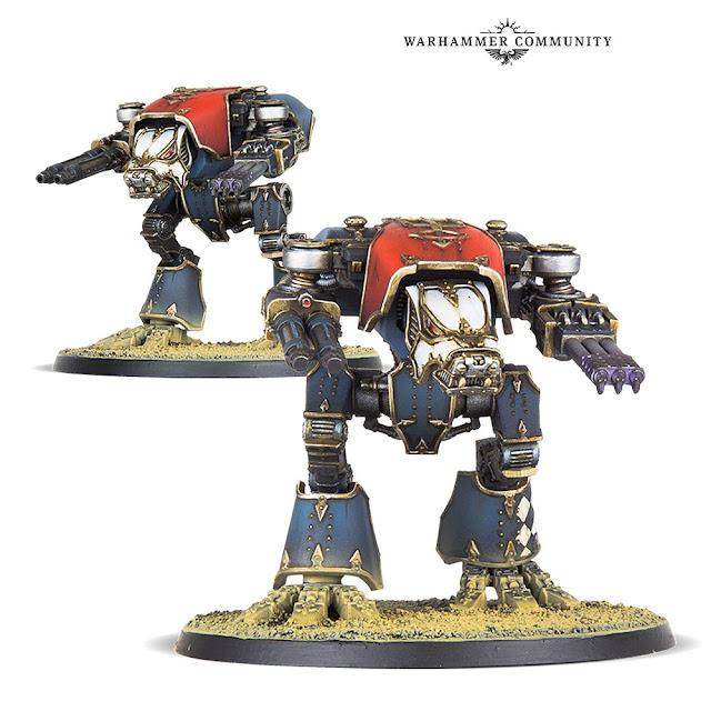Titanes Warhound