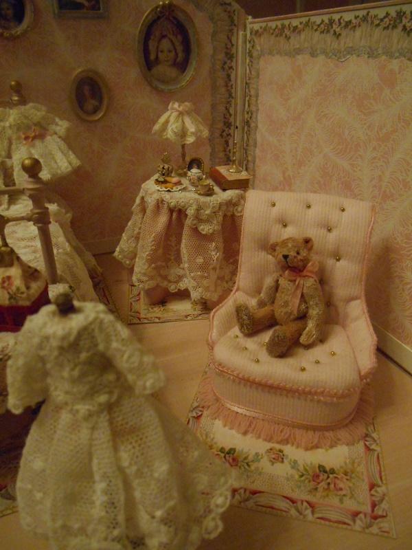 L la chambre d 39 une petite fille mod le for Modele chambre petite fille