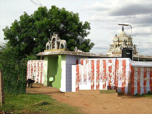 Aazhi Kandeeswarar Temple Idaikattoor Sivaganga