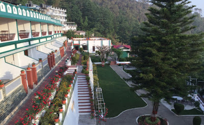 Hotel Krishna Mountview
