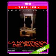 La habitación del pánico (2002) WEB-DL 1080p Audio Dual Latino-Ingles