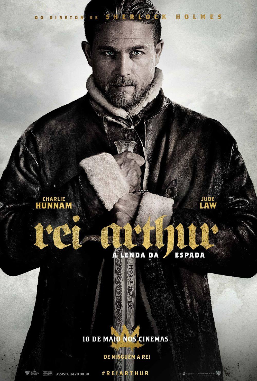 Rei Arthur - A Lenda da Espada