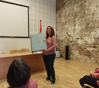 Presentación en La Alcazaba de Almería