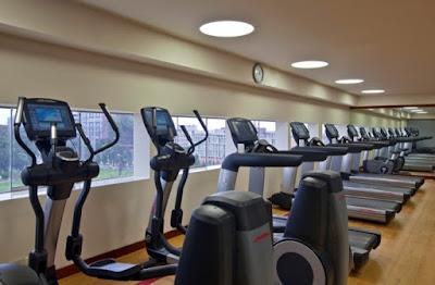 Nueva Experiencia en el Sheraton Fitness
