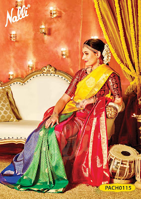 Nalli Silks Deepali Collection