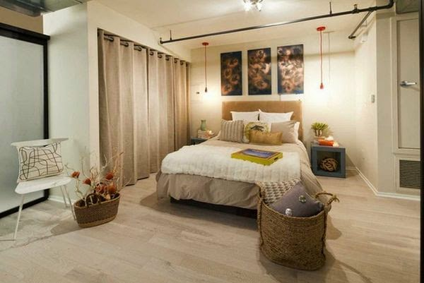 curtain divider bedroom | www.redglobalmx.org
