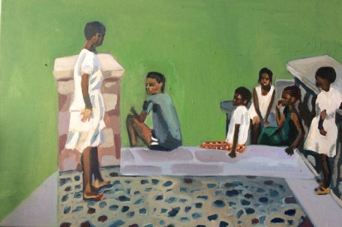 Британский художник. Joanne Reed