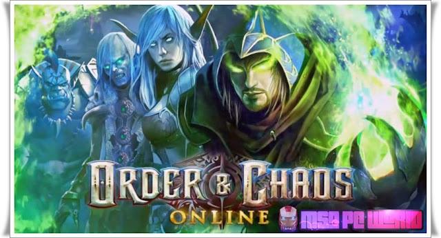 Order-&-Chaos-Online-3D-MMORPG-logo