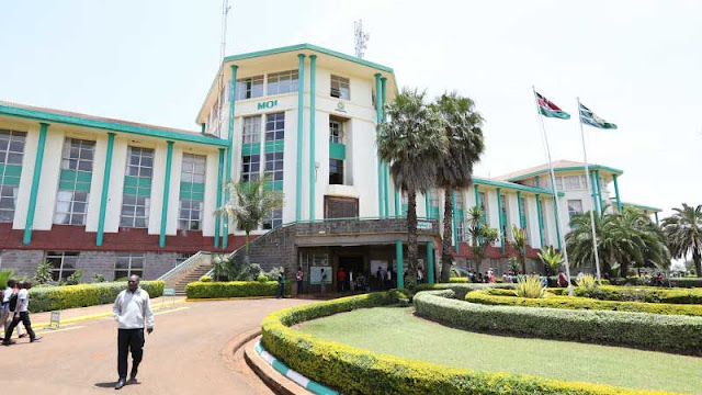 List of Courses Offered at Moi University