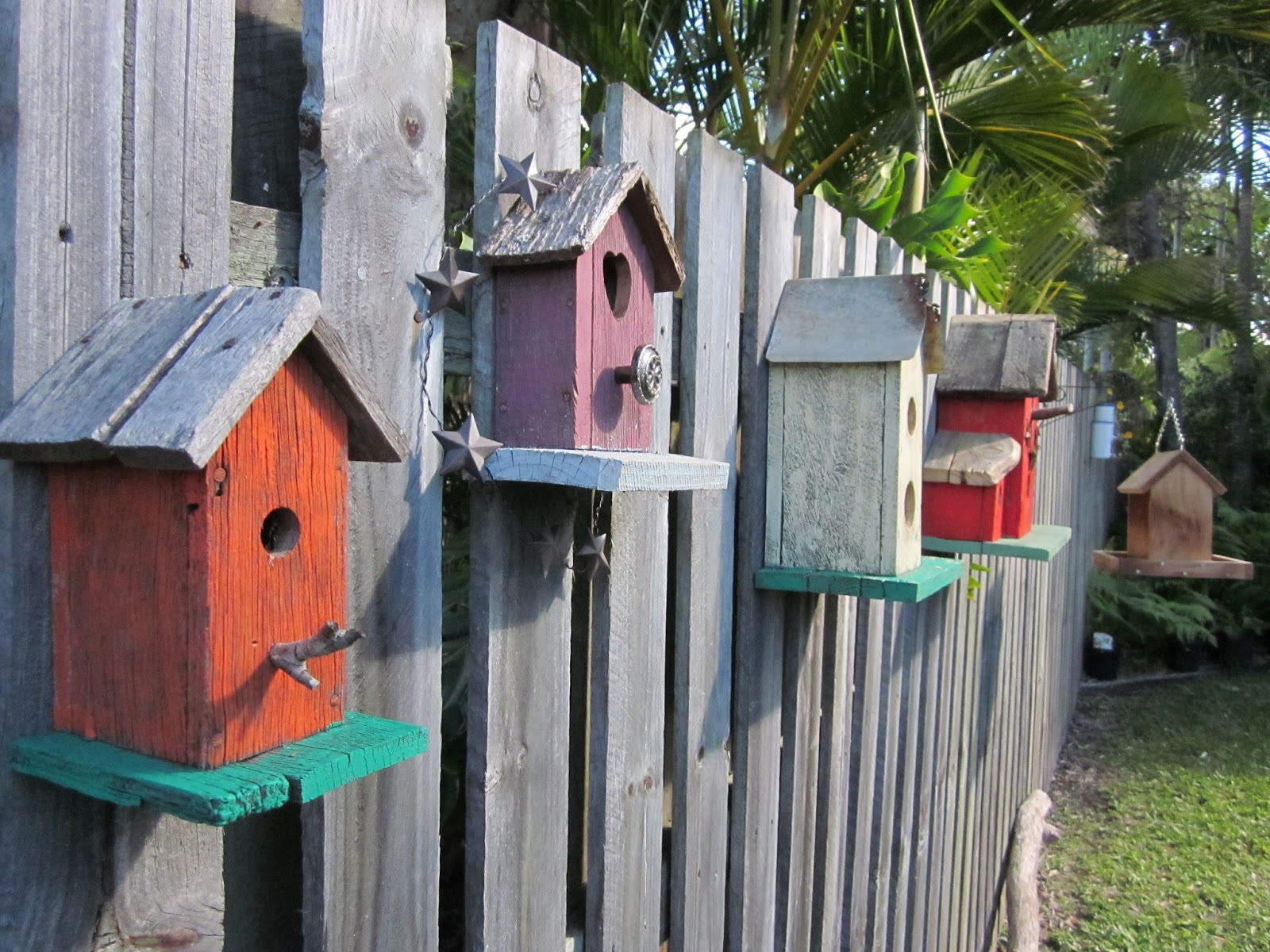 Johnnyfive Collectables My Birdhouses