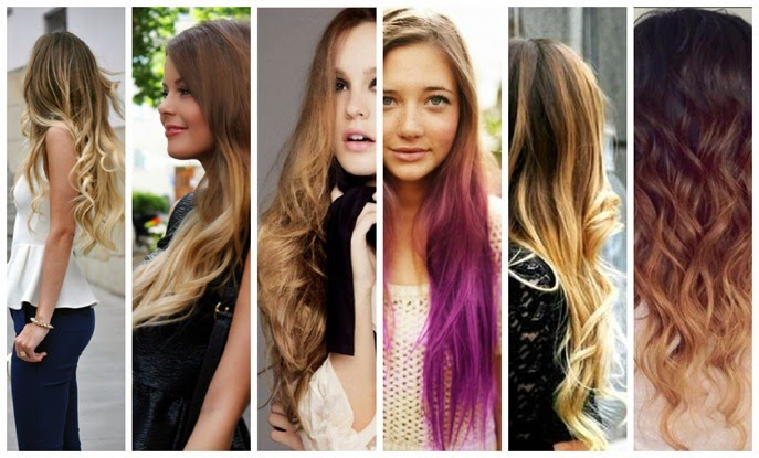 4 Pretty Cute Ombre Hair Color 2014 Hair Fashion Online