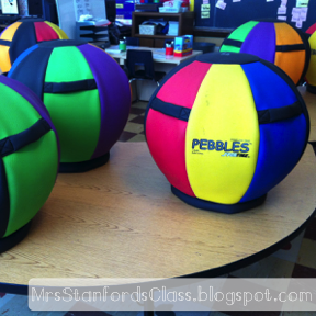 ball chairs for students hon big and tall office chair q a mrs stanford s class after my recent guest blog jeannie at kindergarten lifestyle thanks again i have received many questions about lovely