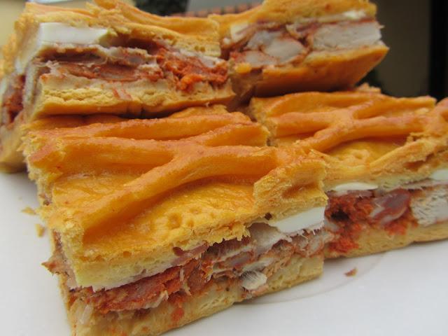 Hornazo de salamanca for Cocina tradicional