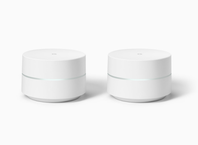 Google Wi-Fi Router: see it for yourself