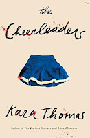 The Cheerleaders by Kara Thomas book cover and review
