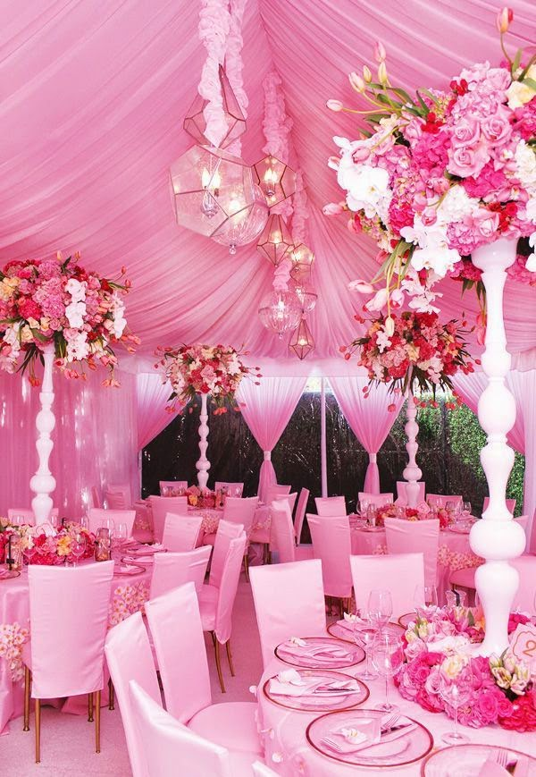 Inolvidables 15 decoraciones para eventos for Decoraciones para 15 anos modernas