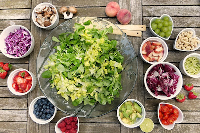 Buah dan Sayur Segar