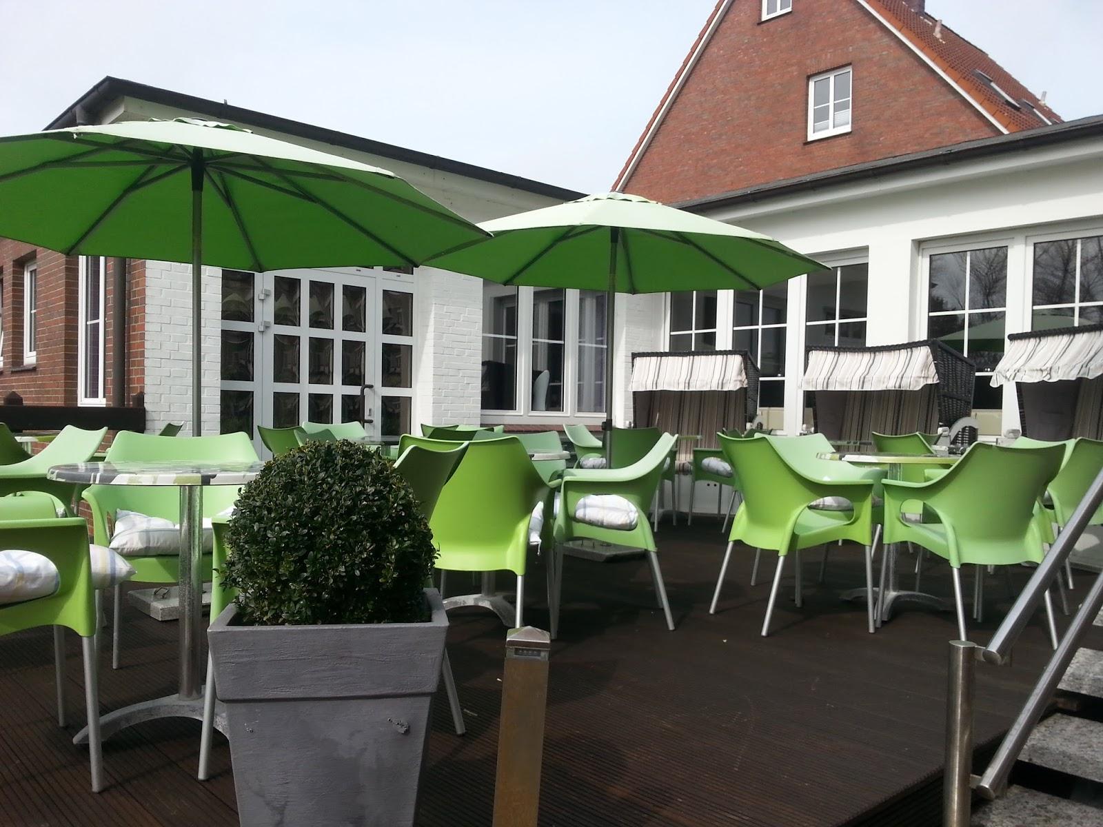 Das kleine testcaf hoteltest urlaub im retro design for Designhotel langeoog