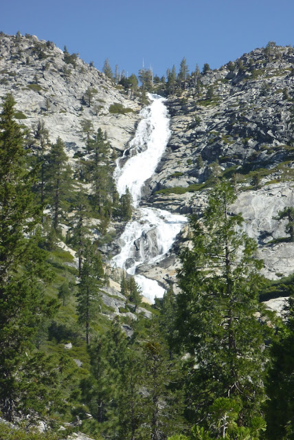 Horsetail Falls, El Dorado County, California