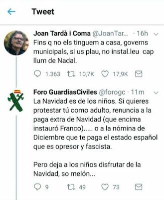 LA FALTA DE LUCES DE JOAN TARDÁ
