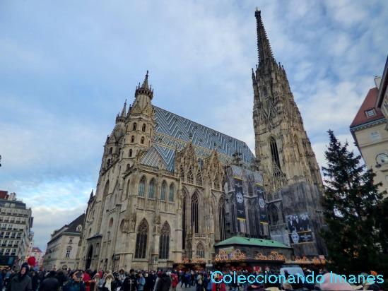 Catedral de Viena - visitar Viena en 3 días