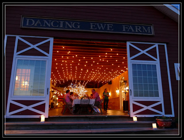 Dancing Ewe Farm in Granville NY