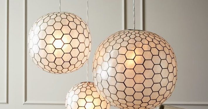 Design Dump: Lighting Crush: West Elm
