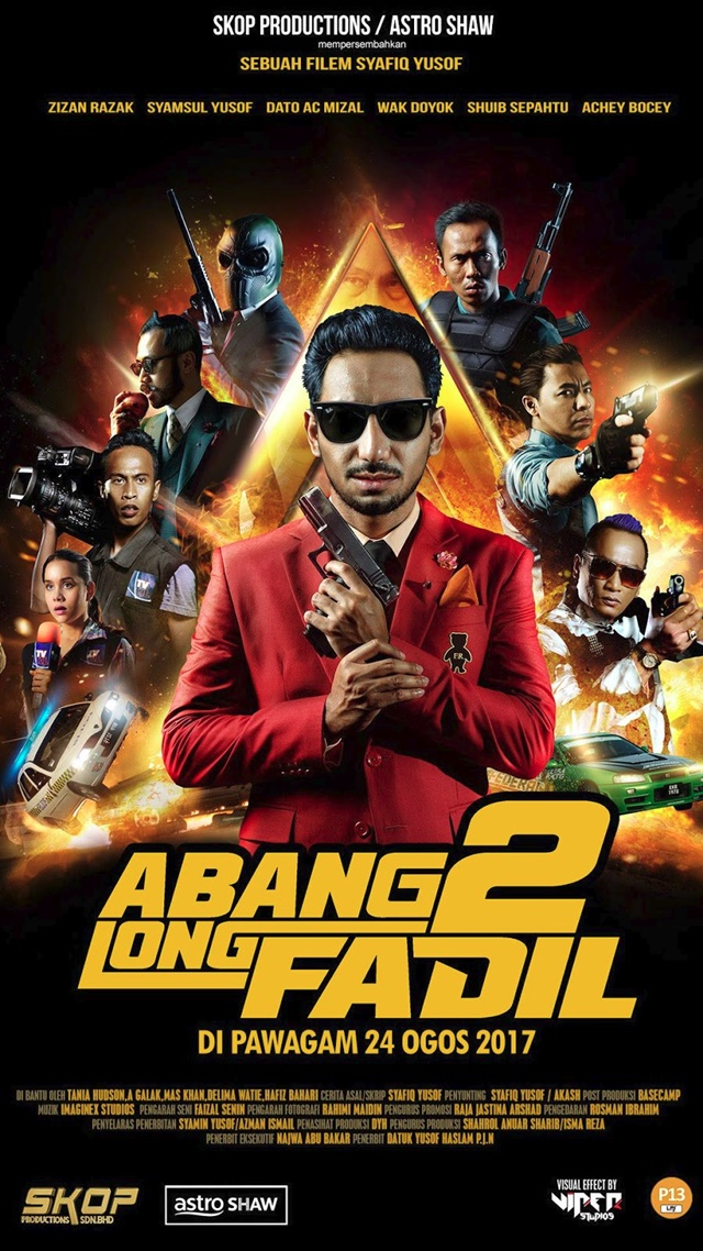 Abang Long Fadil  Full Movie Download