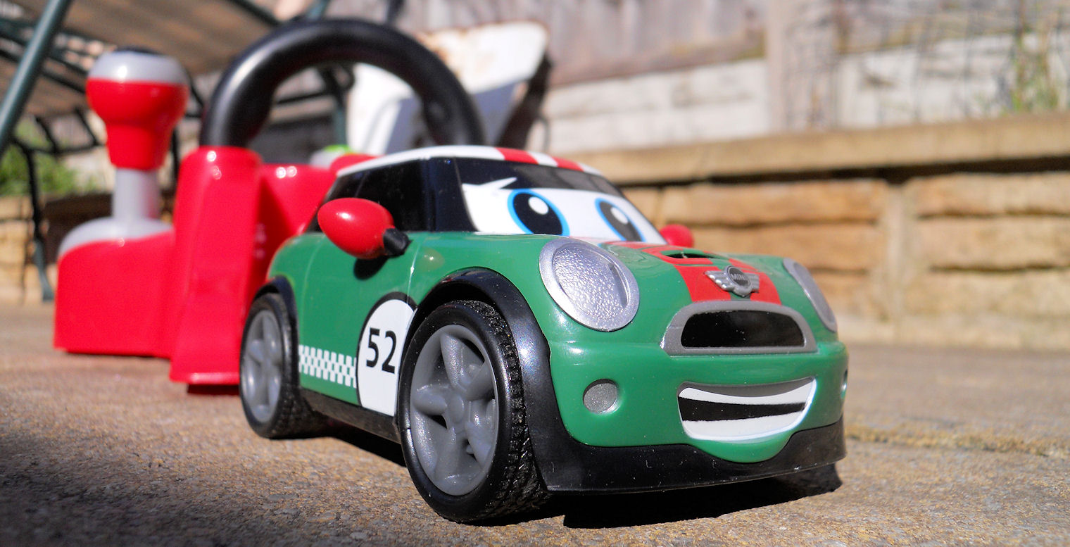 There Is A New Range Of Toys From Golden Bear Fun Funky Character Mini Cars With Twist
