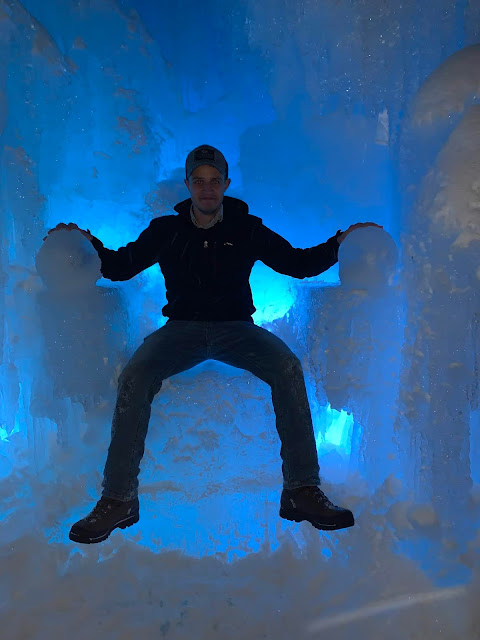 Dillon, Colorado's Ice Castles Will Make Your Winter Dreams Come True