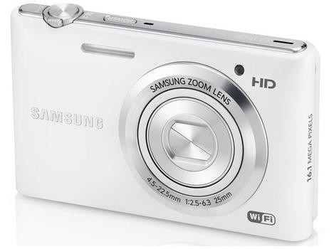 Gadget Info: Samsung Smart Compact Camera ST150F User ...