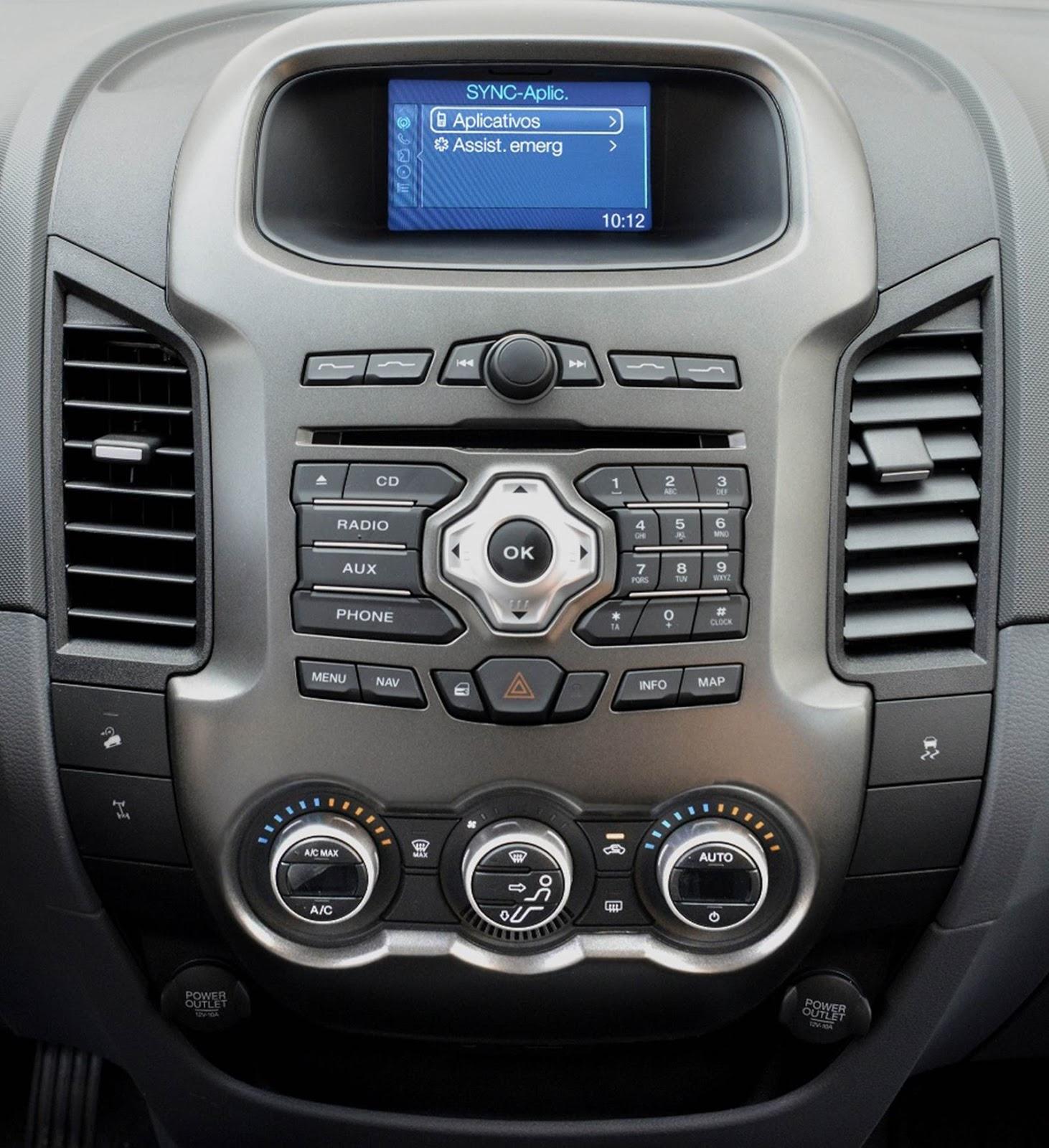 Ford Ranger 2015 Especificaes E Preos Das Verses