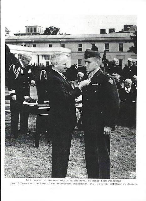 Image result for Arthur J. Jackson
