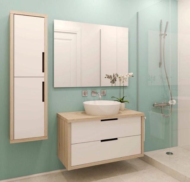 kamar mandi kecil untuk rumah minimalis