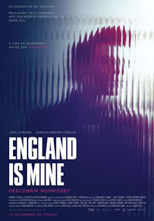 England Is Mine - Poster & Trailer