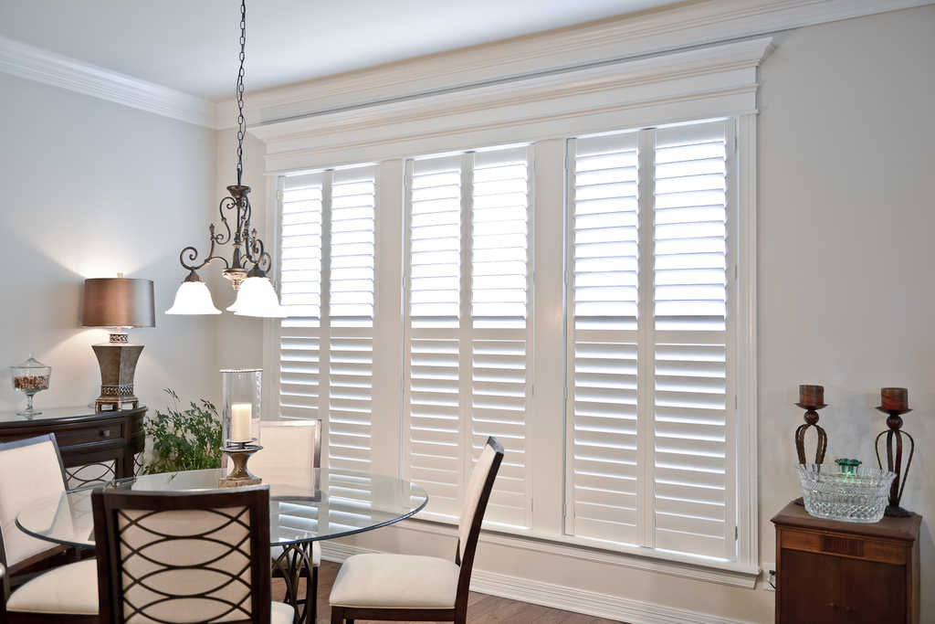 image result for best beautiful plantation shutters in beautiful room