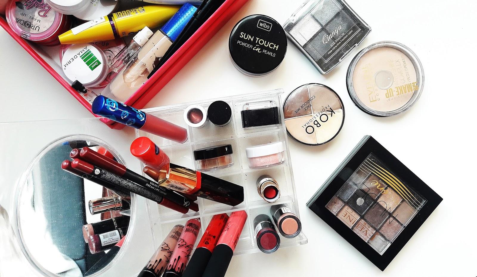 Tanie a dobre! - kosmetyki do makijażu
