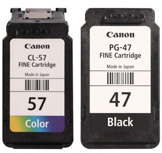 Cara Mengisi Tinta Printer Canon E410/400