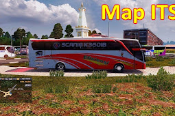 Free Download Mod Map ITSJ for Euro Truck Simulator 2 (ETS2)