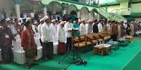 500 Kiai dan Pengasuh Pesantren Aswaja Se-Indonesia Mewajibkan Mendukung KH Ma'ruf Amin