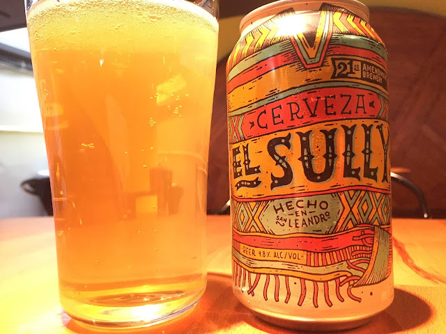 El Sully | 21st Amendment Brewery