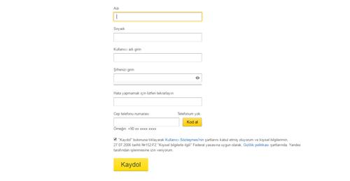 Yandex Blog ve Site Haritası Nasıl Eklenir?