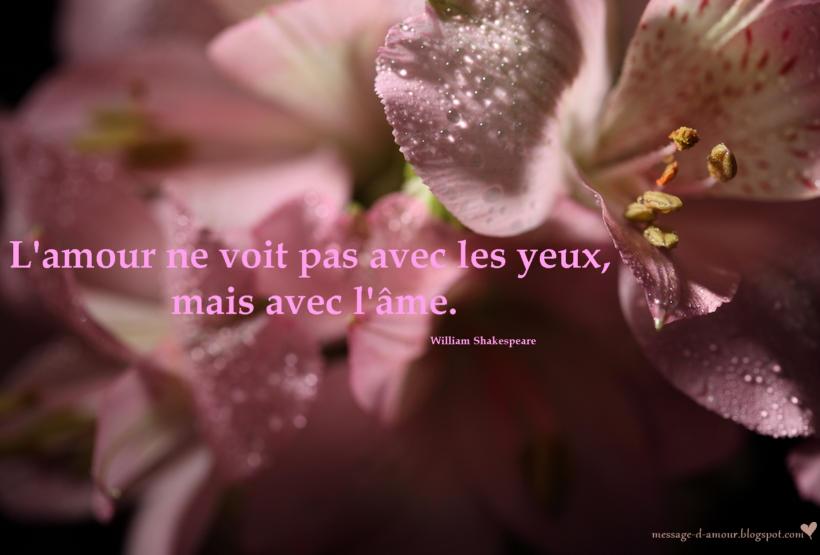 Message d'amour: Citations d'amour ( jolies cartes)