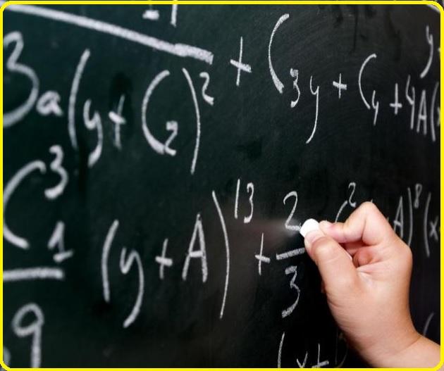 Belajar mengerjakan matematika dasar