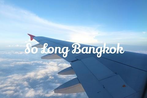 [ASEAN Trip - Day 8] Geret Koper Seharian dari Bangkok  ke Krabi